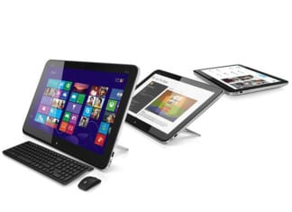 HP lance une tablette de 20 pouces, la HP Envy Rove 20 sous Windows 8  1