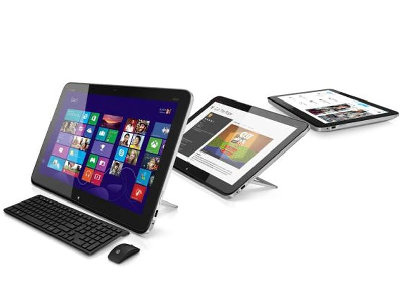 hp lance une tablette de 20 pouces la hp envy rove 20. Black Bedroom Furniture Sets. Home Design Ideas