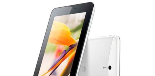 MediaPad 7 Vogue : une tablette 7 pouces signée Huawei 2