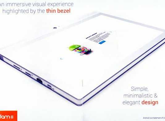 Notion Ink Adam 2: une tablette avec 2 écran ! 2