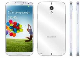 Le Samsung Galaxy Note 3 aura un design similaire au Galaxy S4 1