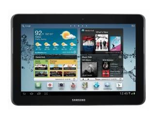 La prochaine Samsung Galaxy Tab 3 au format 10.1 pouces disposerait d'un processeur Intel