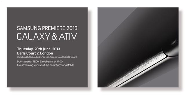 Samsung annoncera des nouveautés le 20 Juin prochain 3