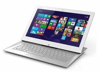 Sony lance le Vaio Duo 13 : une tablette PC sous Windows 8 2