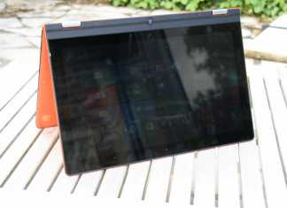 Test Tablette Hybride Lenovo IdeaPad Yoga 13 5