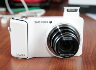 Test : Samsung Galaxy Camera  8