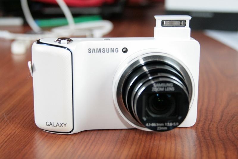 Test : Samsung Galaxy Camera