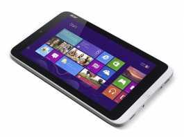 Acer Iconia W3, la première tablette de 8.1 pouces sous Windows 8 ? 4