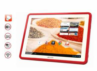 Archos se lance dans la cuisine avec sa tablette ChefPad 3