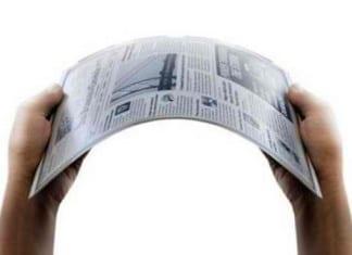 Samsung dépose un brevet pour un écran flexible sur tablette tactile 2