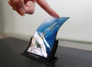 Un écran OLED flexible et incassable de 5 pouces dévoilé par LG