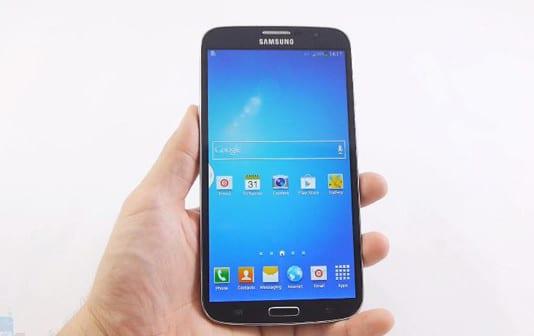 Le Samsung Galaxy Mega en vidéo 2