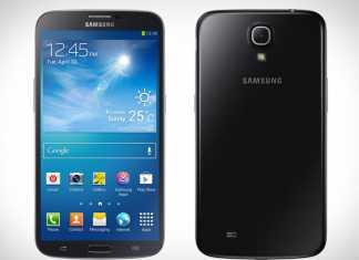 Samsung Galaxy Mega : le phablet de 6.3 pouces sera disponible mi-Mai 1