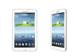Une première vidéo de la Samsung Galaxy Tab 3 au format 7 pouces  3
