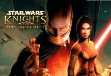 Le jeu Star Wars Knight of the old Republic est disponible sur l'iPad 9