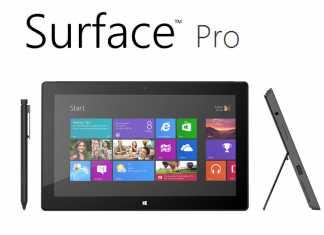 La tablette Microsoft Surface Pro disponible sur le site de la Fnac.com 1