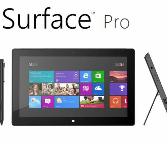 La tablette Microsoft Surface Pro disponible sur le site de la Fnac.com 1