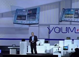 Samsung dépose un brevet pour un écran flexible sur tablette tactile 7
