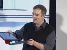 Intel présente son nouveau processeur quad-core Atom Bail Trail 2