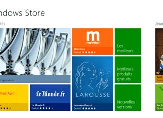 Le Windows store dépasse la barre des 82 000 applications 2