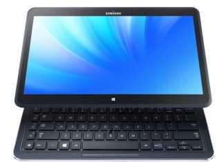 Samsung dévoile le Ativ Q, un PC hybride sous Windows 8 et Android 5
