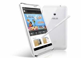Asus FonePad Note : une phablet de 6 pouces avec stylet  5