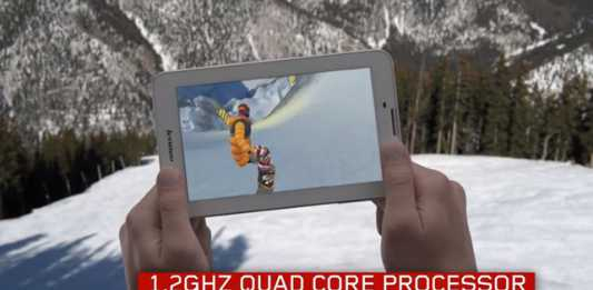Des vidéos pour les tablettes Lenovo Ideatab A1000 et A3000 3