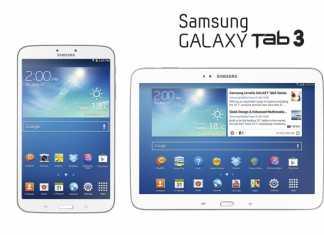 Samsung officialise les tablettes Galaxy Tab 3 au format 8 et 10.1 pouces  7