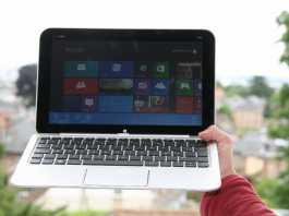 Test tablette HP Envy X2  2