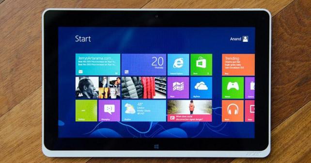 Acer officialise la Iconia W3 à 329 € 3
