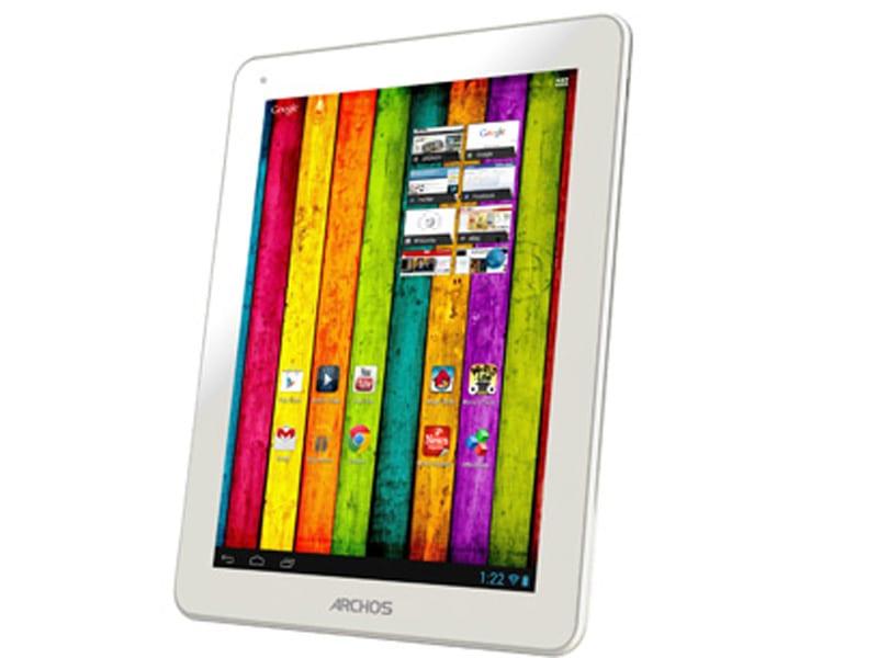 archos lance la 97b titanium une tablette android de 9 7. Black Bedroom Furniture Sets. Home Design Ideas