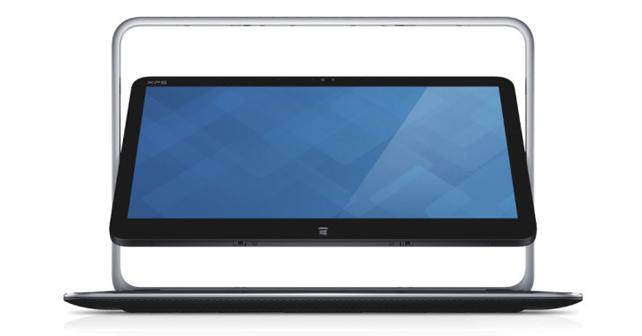 Dell XPS 12 : un pc convertible sous Windows 8