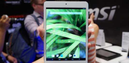 MSI Primo 80 : un iPad mini sous Android 3