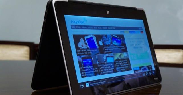 Dell XPS 11 : une tablette convertible sous Windows 8
