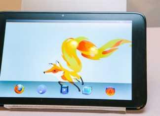 Mozilla lance une tablette en partenariat avec Foxconn