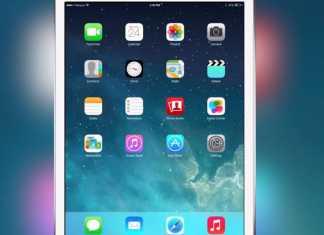 Une première vidéo d'iOS 7 sur iPad 2