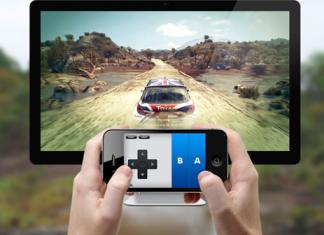 iOS 7 prend en charge les manettes de Jeux pour iPad 2