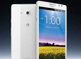 Le phablet Huawei Ascend Mate disponible dès aujourd'hui à 369 € 5
