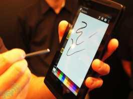 NVidia présente un nouveau type de stylet compatible avec le Tegra 4 2