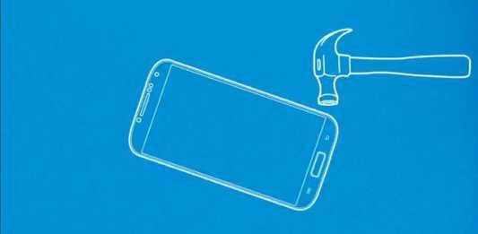 Regardez comment sont testé les smartphones chez Samsung 3