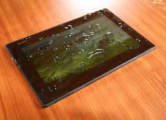 Test tablette Sony Xperia Tablet Z 4