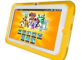 VidéoJet annonce la Funpad, une tablette à destination des enfants 1