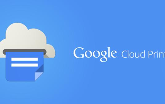 Imprimez des documents depuis votre tablette grâce à Google Cloud Print 2