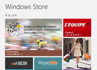 Le Windows Store dépasse les 100.00 applications et accueillera bientôt Facebook 1