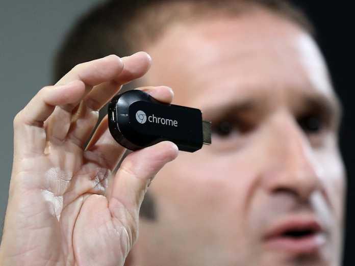 Google lance la Chromecast, une clé pour diffuser votre contenus web sur votre télévision  6