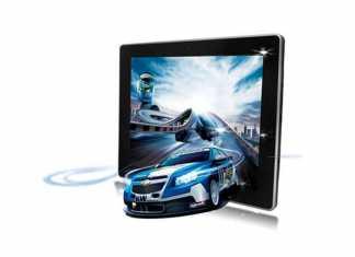 Hampoo présente la A10, une tablette 3D qui ne nécessite pas de lunette 2