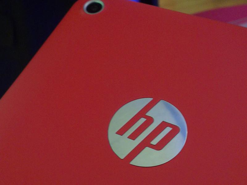 Une version rouge pour la HP Slate 7