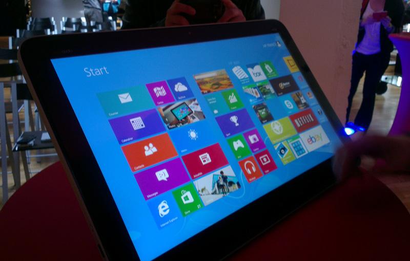 HP Envy Rove 20 et Slate 21, des tablettes géantes sous ...