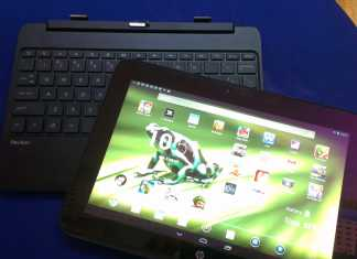 Prise en main de la tablette HP SlateBook X2 5