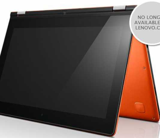 Lenovo stoppe la vente de l'Idea Pad Yoga 11 sous Windows RT